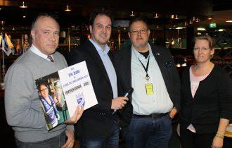 Supporterklubbens årsmöte samlade 100 personer