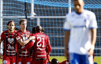 Norrköping föll hemma med 0-2